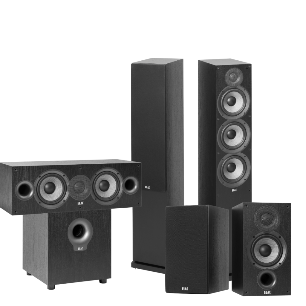 5.1 Ch Home Theater System (5